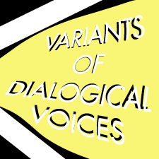 Vol Xxviii, Variants Of Dialogical Voices - http://www.silkwormsink.com/customise/upload/pictures/ecommerce/product/28_a.jpg