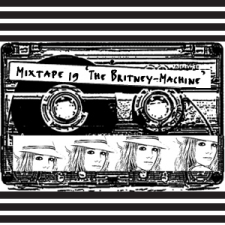 Mixtape Xix, The Britney-machine - http://www.silkwormsink.com/customise/upload/pictures/ecommerce/product/72_a.jpg